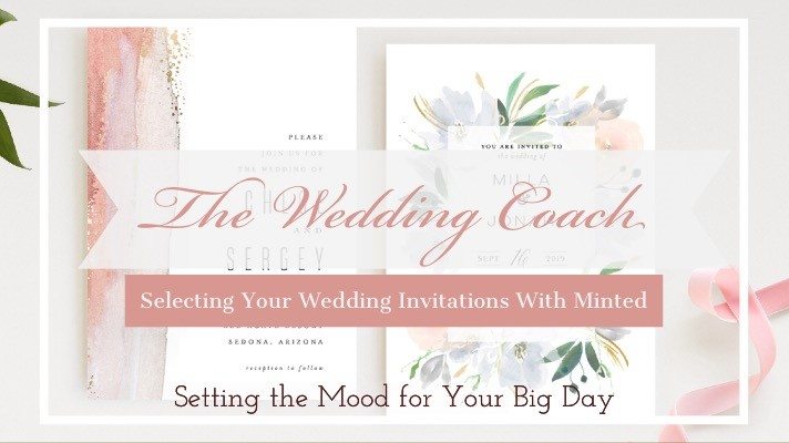Perfect Wedding Invitations: Selecting Your Perfect Wedding Invitations With Minted